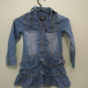 3/10$ Childrens Place dress jeans size 5